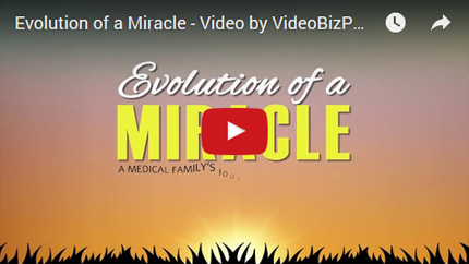 Evolution of a Miracle: A Medical Family's Journey Through Autism