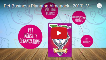 Pet Business Planning Almanack - 2017 (Book 4)