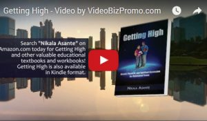 Getting High: Mental, Physical, and Spiritual Ascension for Melanated Teens