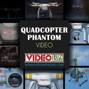Quadcopter Phantom Marketing Video