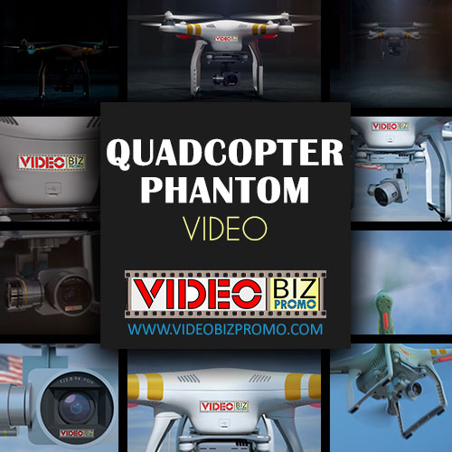 Quadcopter Phantom Marketing Video