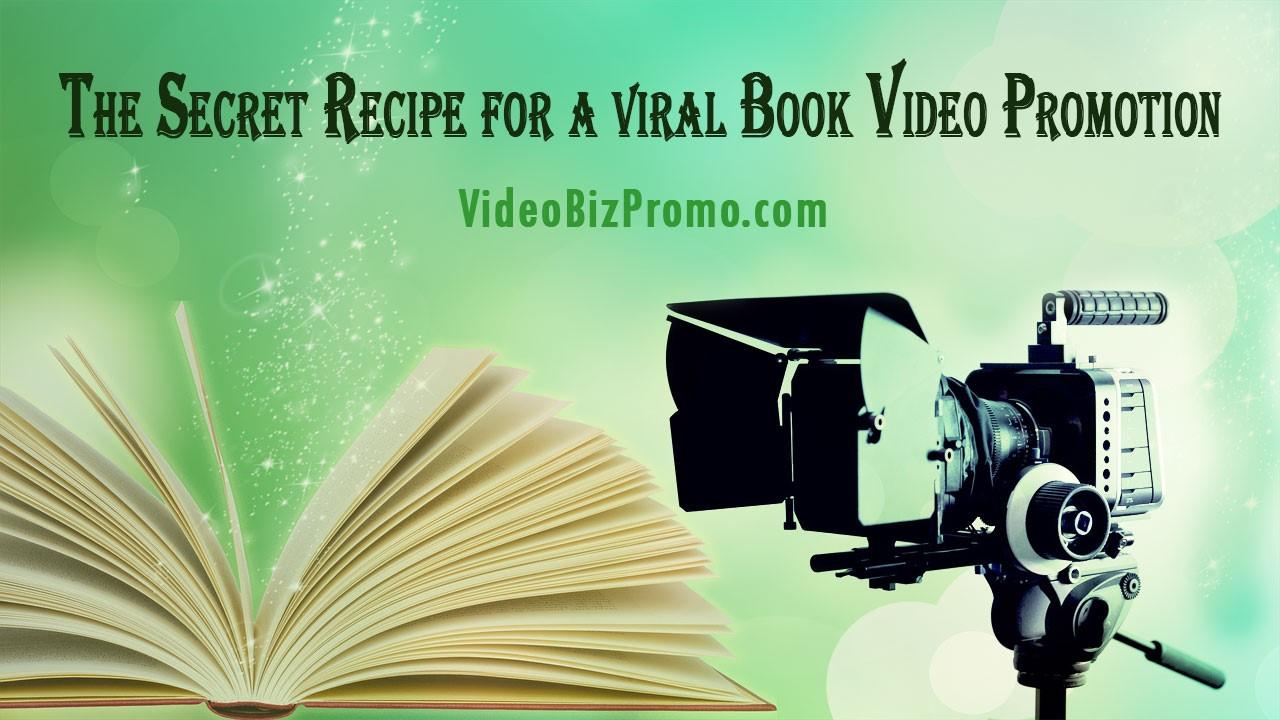 secret recipe viral book video